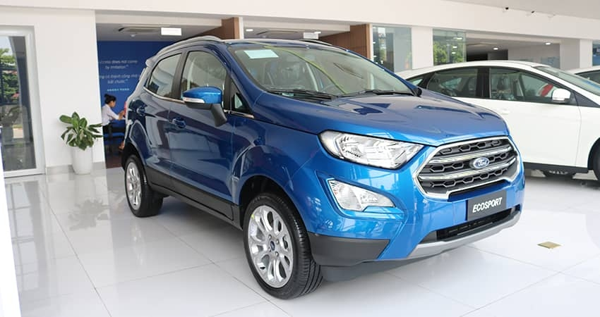 Ecosport 1.5l AT Titanium 2018