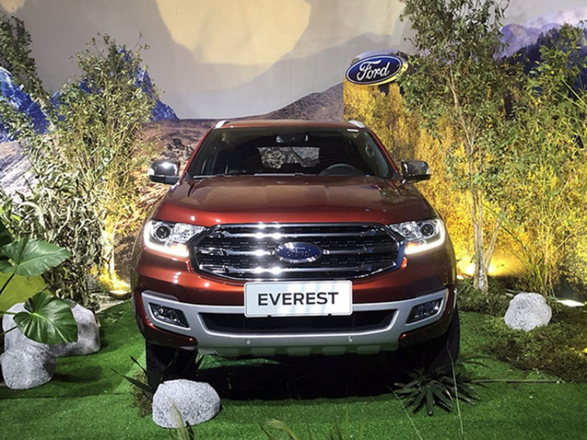 Everest Ambiente 2.0L AT 4x2