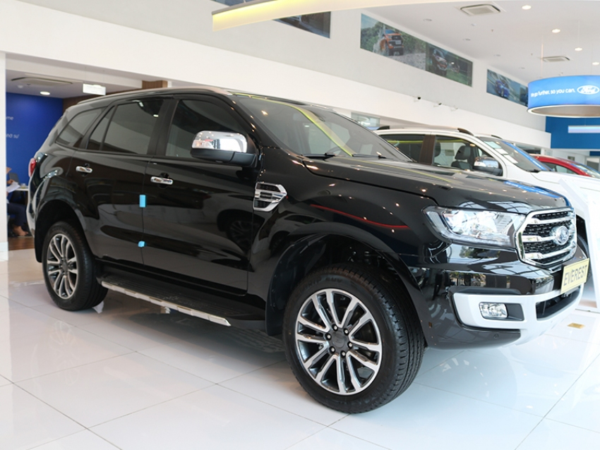 Everest Titanium 2.0L AT 4WD
