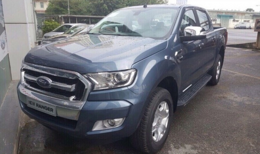 Ranger XLT 2.2L 4X2 AT
