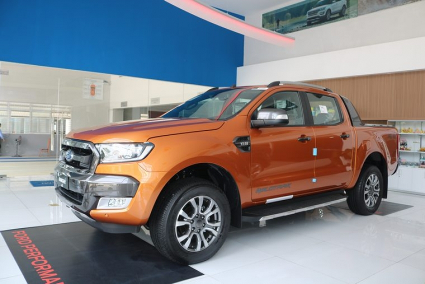Ranger Wildtrak 3.2L AT 4X4